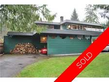 Capilano Highlands House for sale:  4 bedroom 2,520 sq.ft. (Listed 2010-11-15)