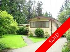 Capilano Highlands House for sale:  3 bedroom 2,003 sq.ft. (Listed 2010-06-16)